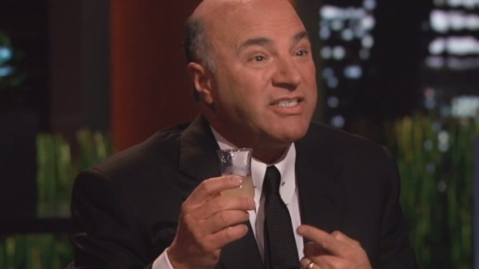 Shark Tank's Sharks go overboard with