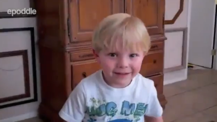 This 3-year-old can't say 'Massachusetts' and