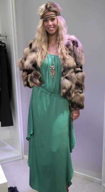 Get boho chic style: Project Runway's