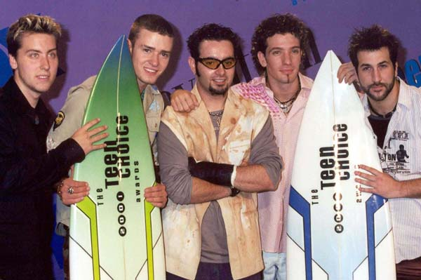 nsync not invited to Justin Timberlake's wedding