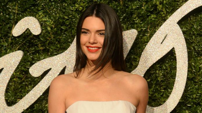 Kendall Jenner got down and dirty