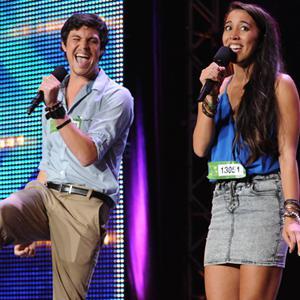 X Factor's Alex & Sierra reveal
