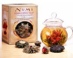 Numi Dancing Leaves Teapot