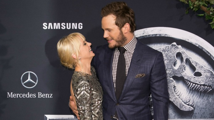 Why Anna Faris, Chris Pratt are