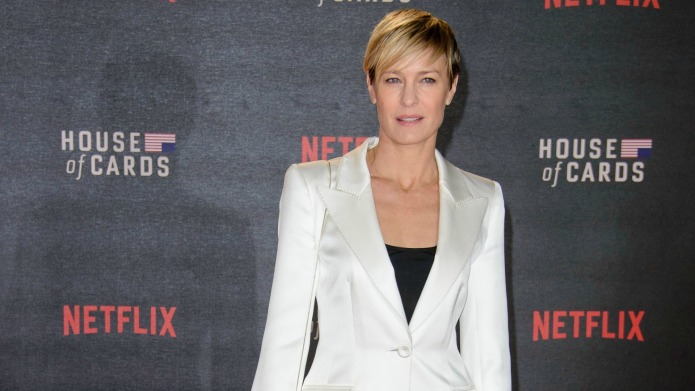 Robin Wright gives one TMI detail