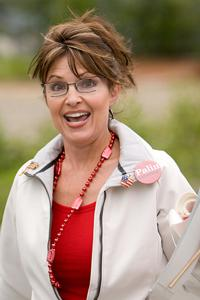 Did Sarah Palin diss Michelle Obama?