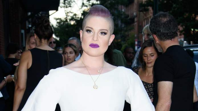 Kelly Osbourne Peed Herself After Being