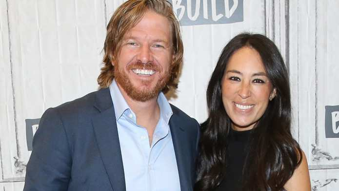 Chip & Joanna Gaines Just Gave