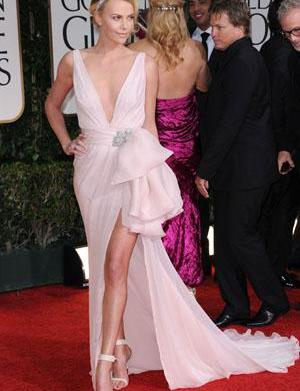 Best dressed of Golden Globe Awards
