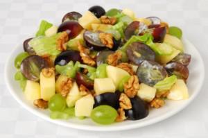 Easy Vegan Waldorf Salad