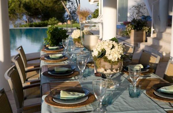 Practical patio furniture