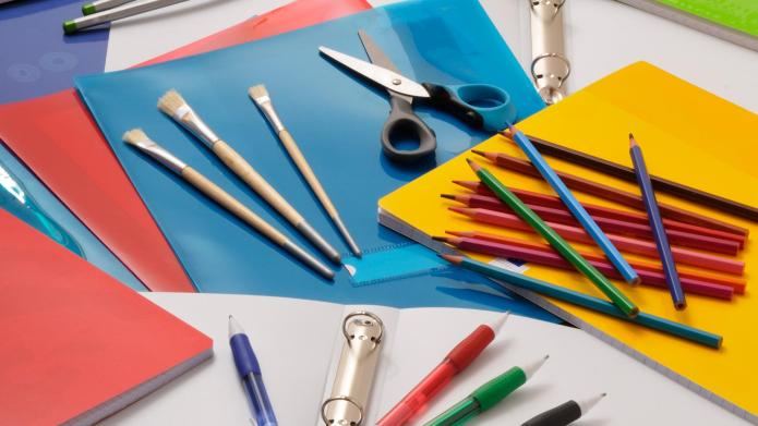 How a back-to-school supply scavenger hunt