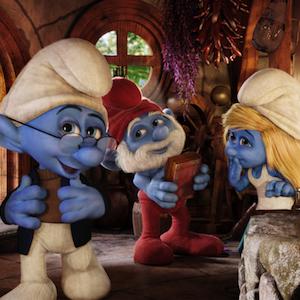 The Smurfs 2 movie review: I