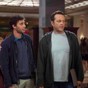 EXCLUSIVE CLIP: Vince Vaughn's kids collide