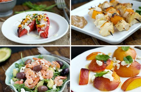 4 Grilled pool party snacks under