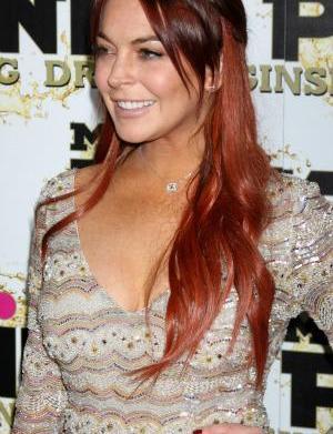 Lindsay Lohan claims a better work