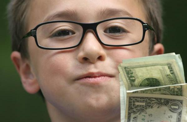 How much allowance should your kids