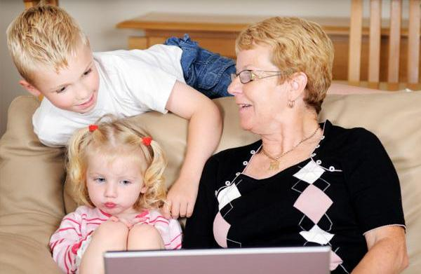 Is your computer safe for grandchildren?