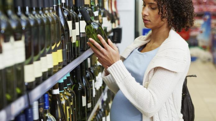 Don't booze shame pregnant women or