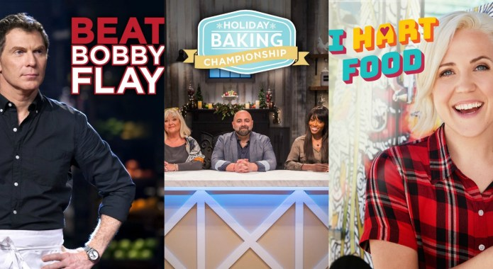 Ranking the Best Food Network Shows