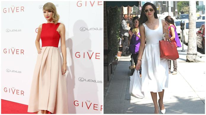 Taylor Swift and Emmy Rossum get