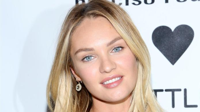 Model Candice Swanepoel tops Maxim's Hot