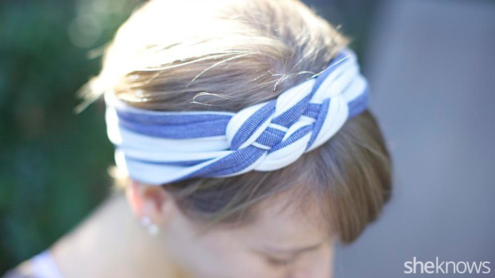 3 DIY headbands you can make