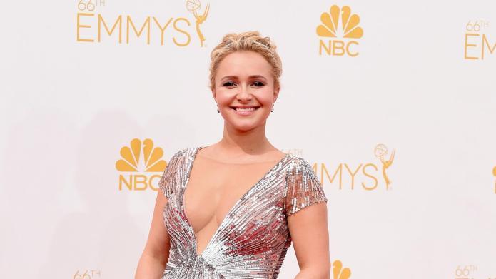 Primetime Emmys: Hayden Panettiere announces sex