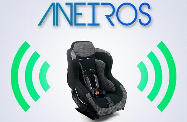 Crowdfunded car seat could save lives
