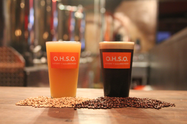 O.H.S.O. beers