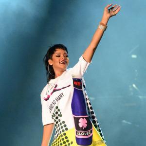 Rihanna has conquered the world, next
