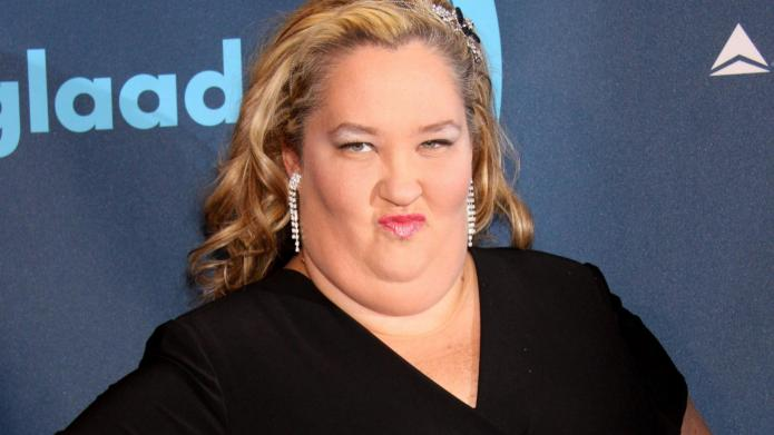 Mama June admitted to dating and