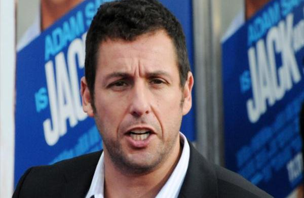Adam Sandler's Jack and Jill breaks