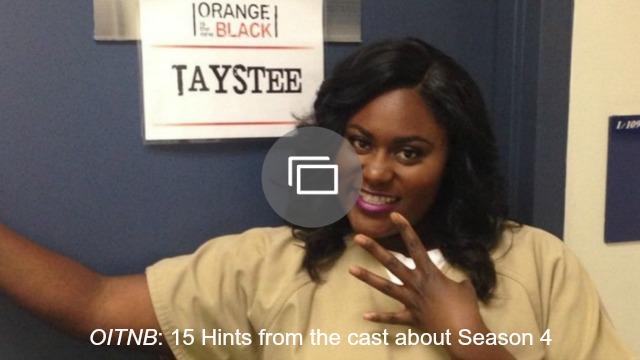 OITNB season 4 hints slideshow