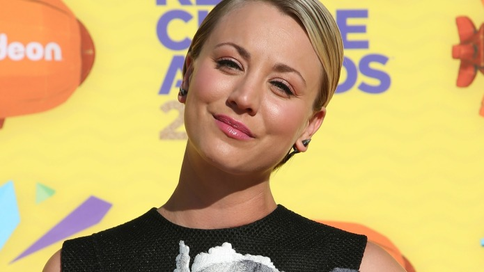 Kaley Cuoco gives fans another huge