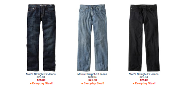 Old Navy men's jeans