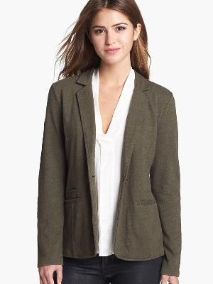 Green blazer - Kate Middleton blazer