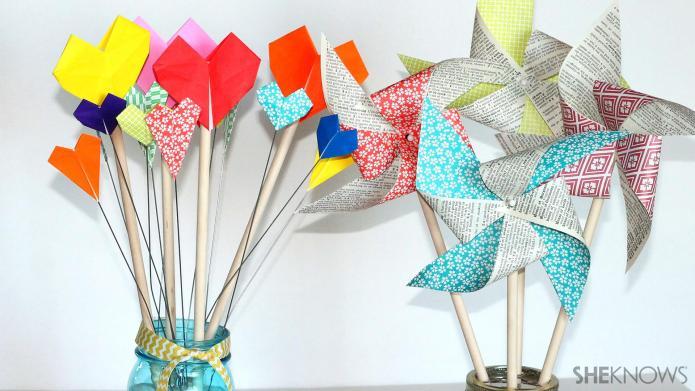 3 Kid-friendly origami tutorials