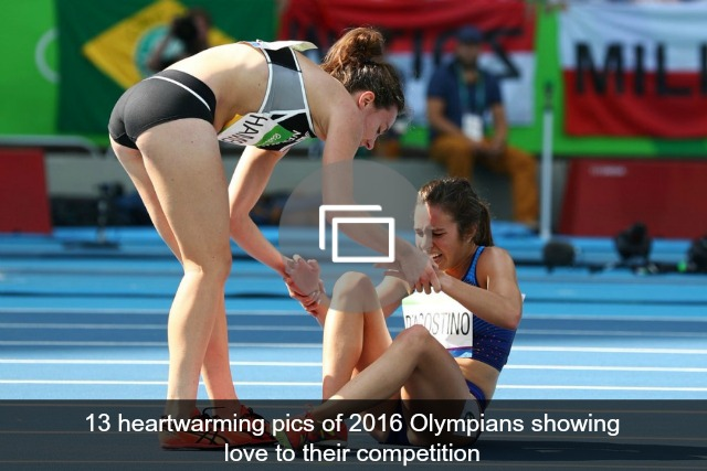 Olympic 2016 moments