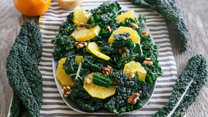 The kale salad recipe that just