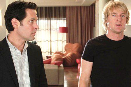 Owen Wilson and Paul Rudd: How