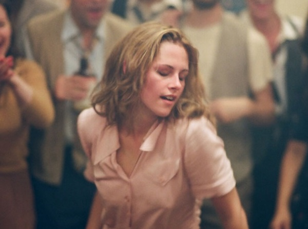 Kristen Stewart in <em>On the Road</em>