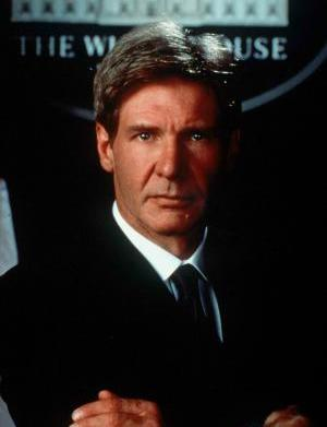 Harrison Ford, POTUS? Top 3 vote-getting