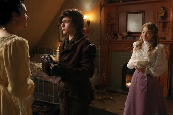 "Once Upon a Time season 2 episode 21 ""Second Star to the Right"""