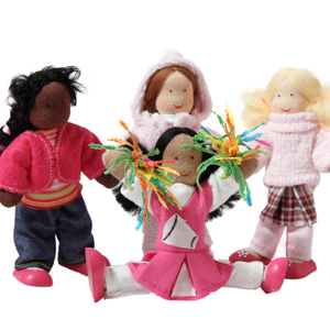 Once Upon a Treehouse Dolls