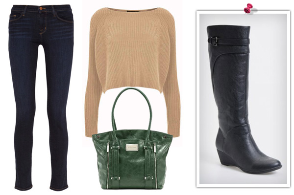 Weekend warrior fall outfit
