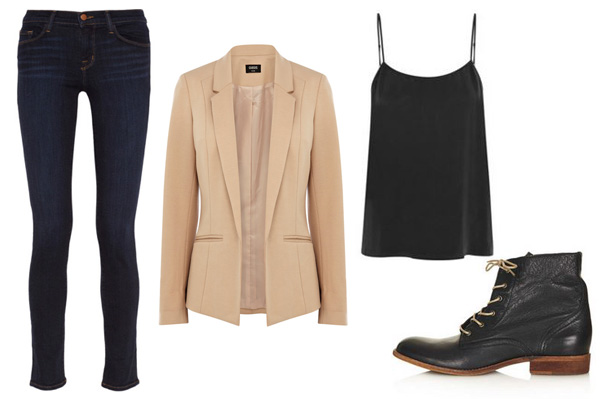 Day date fall outfit