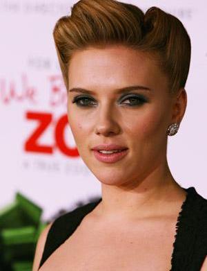 Scarlett Johansson won't stop talking about