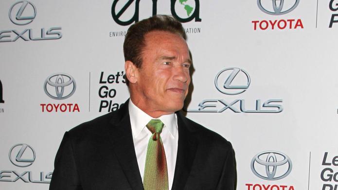 Arnold Schwarzenegger has a super unexpected