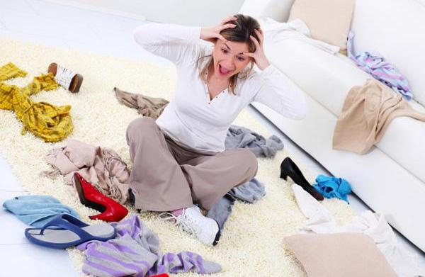 Hoarding: When messiness causes stress